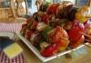 Okupite obitelj i prijatelje uz ukusne vegetarijanske ražnjiće
