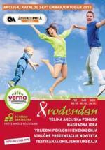 VERNO - AGROMEHANIKA - kataloška ponuda do 15.10.2015. godine!