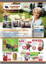 VERNO - AGROMEHANIKA - kataloška ponuda za Mart 2015