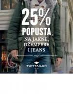 WISA - Shopping Centar - TOM TAILOR - Sniženje 25% - Do 30.11.2015. godine!