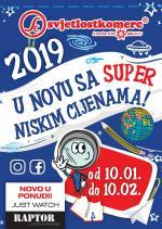 Svjetlostkomerc  Katalog - Super akcija do 10.02.2019.