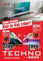 TECHNO SHOP Katalog - Akcija do 31.03.2019. godine