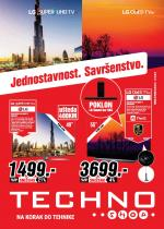 TECHNO SHOP Katalog - Akcija do 14.10.2018. godine