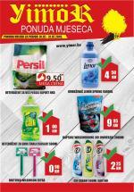 YIMOR i MEGA DISKONT - PONUDA MJESECA - Akcija do 31.07.2019