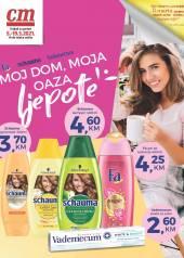 Katalozi - Cosmetics market / CM katalog do 19.03.2021
