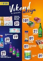 FIS VITEZ - VIKEND AKCIJA do 18.04.2021. godine