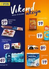 FIS VITEZ - VIKEND AKCIJA do 07.03.2021. godine