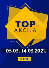 FIS TOP AKCIJA do 14.03.2021. godine