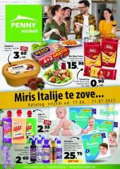 PENNY Marketi Kataloška akcija -  Akcija do 11.07.2021.god.