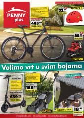 PENNY PLUS Kataloška akcija - VOLIMO VRT U SVIM BOJAMA - Akcija do 21.06.2021.god.