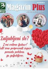 KRALJ DOBRIH CIJENA BINGO PLUS - MAGAZIN PLUS  - DODATNO SNIŽENO  do 08.03.2021