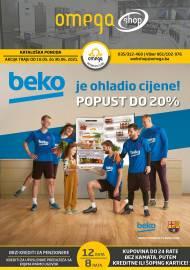 BEKO - OMEGA KATALOG - SNIŽENJA DO 30.06.2021. godine