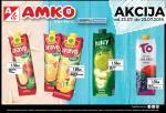 AMKO - SUPER akcija - do 25.07.2019. Godine