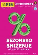 FIS VITEZ Akcijski katalog do 11.08.2019 god.