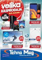 Mobilmedia - TehnoMag - Katalog - Akcija  do 31.01.2019